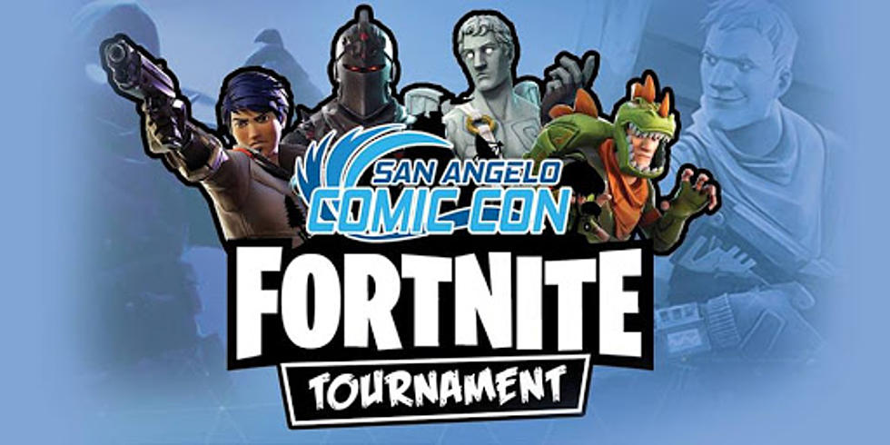 Fortnite Tournament to be Held at San Angelo Comic Con