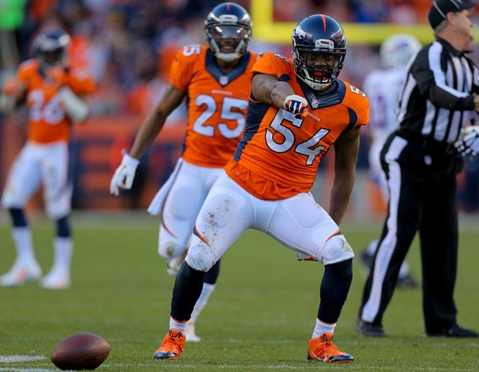 online store 39509 f4b33 Broncos Brandon Marshall Dropped as Spokesman From CO Credit ...