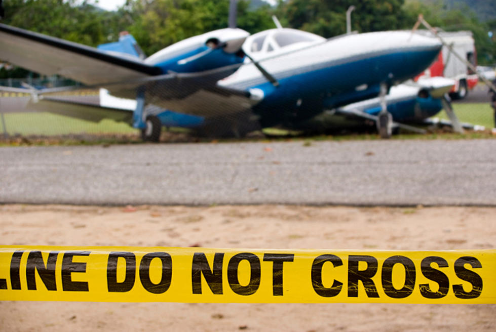 Plane Pieces Found from Crash Reported Thursday in Colorado