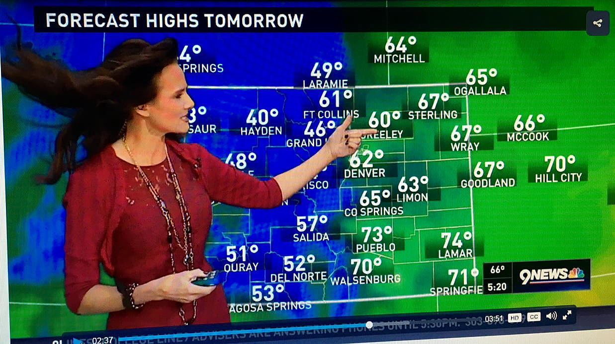 Channel 9 News Denver Weather App Pinpoint Weather Colorados Most