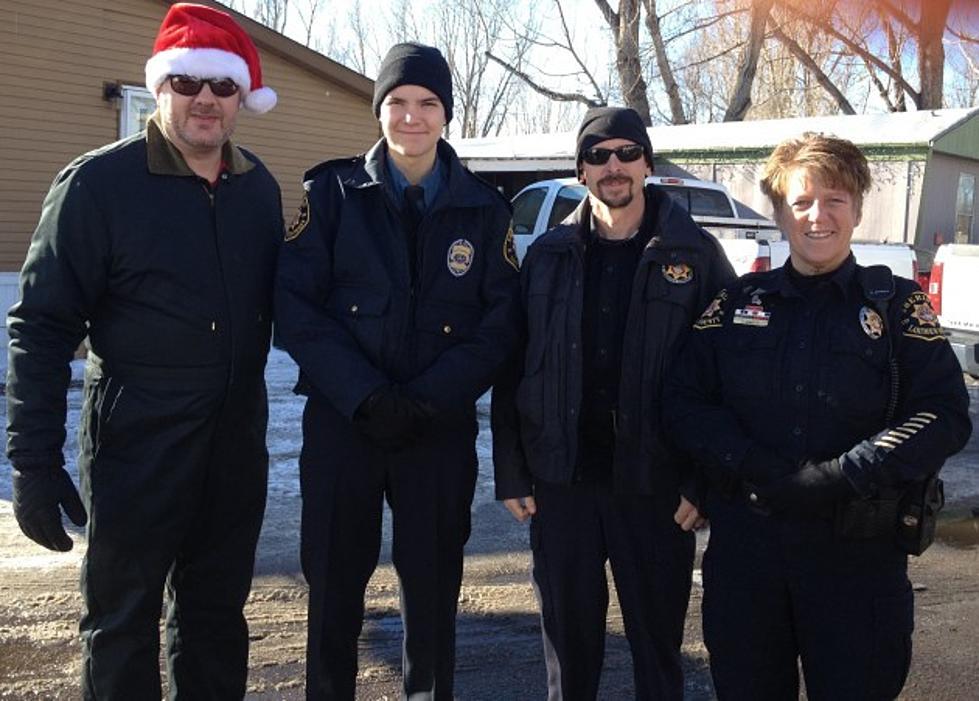 Volunteers Make the Larimer County Sheriff's Department Work