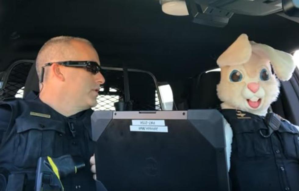 Fort Collins Police Pull April Fools Prank on Easter [VIDEO]