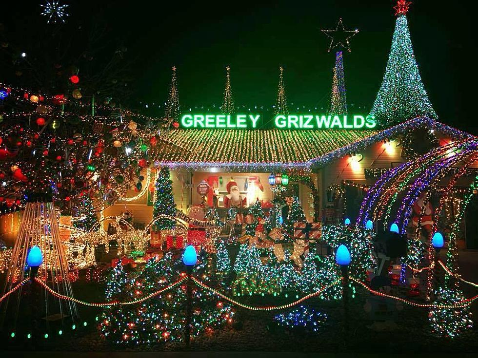 The Great Christmas Light Fight.Greeley Family Competes In Great Christmas Light Fight Video