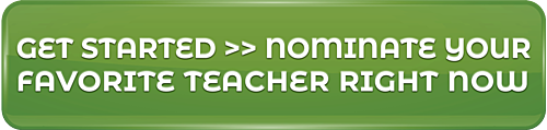 Nominate Your Favorite Teacher