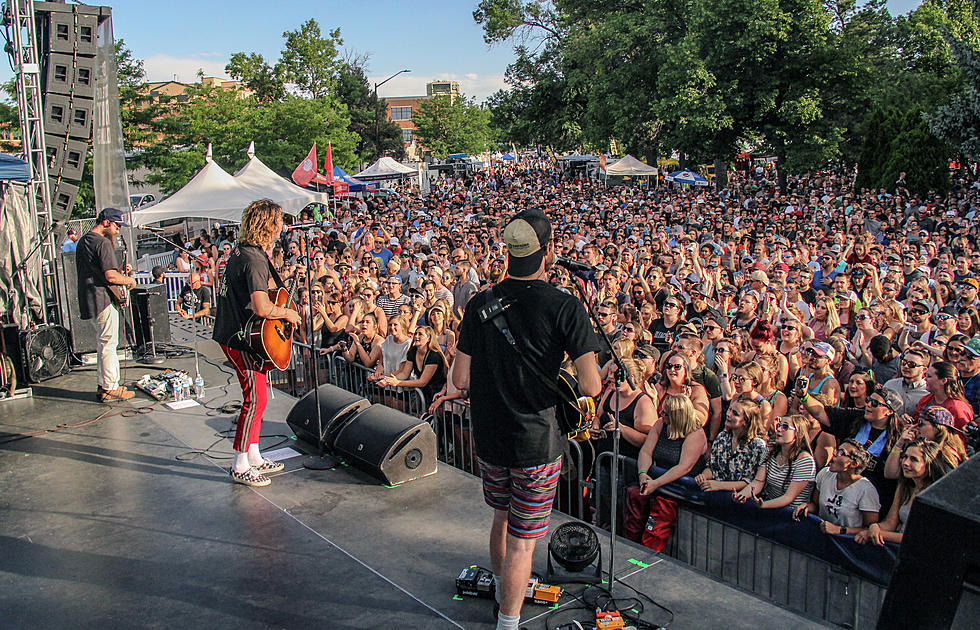 How to win more concert tickets at Taste of Fort Collins