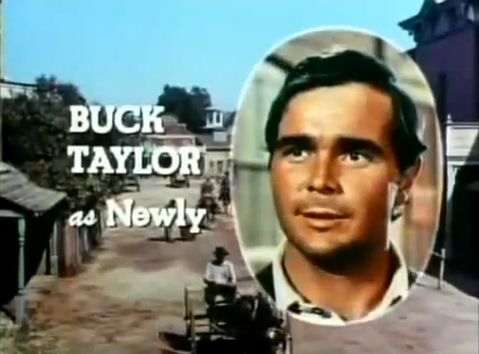 Buck Taylor Was 'Newly' on 'Gunsmoke'