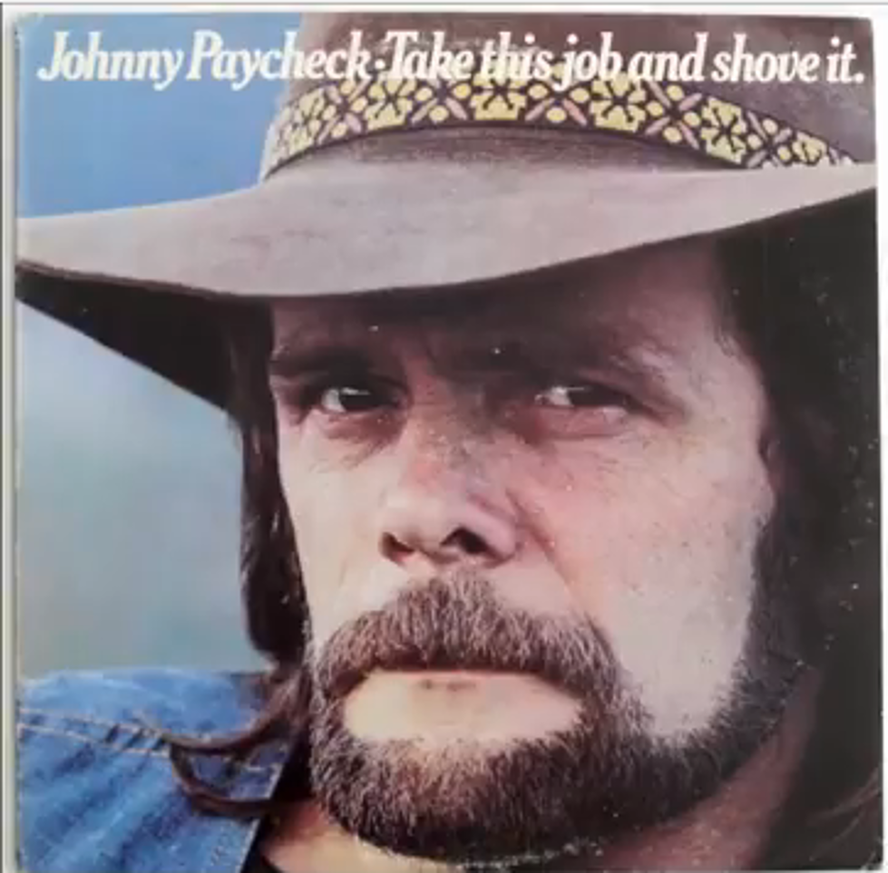 Johnny Paycheck Was A Country Music Outlaw
