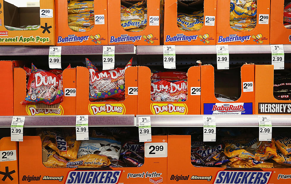 Most Popular Halloween Candy by Decade