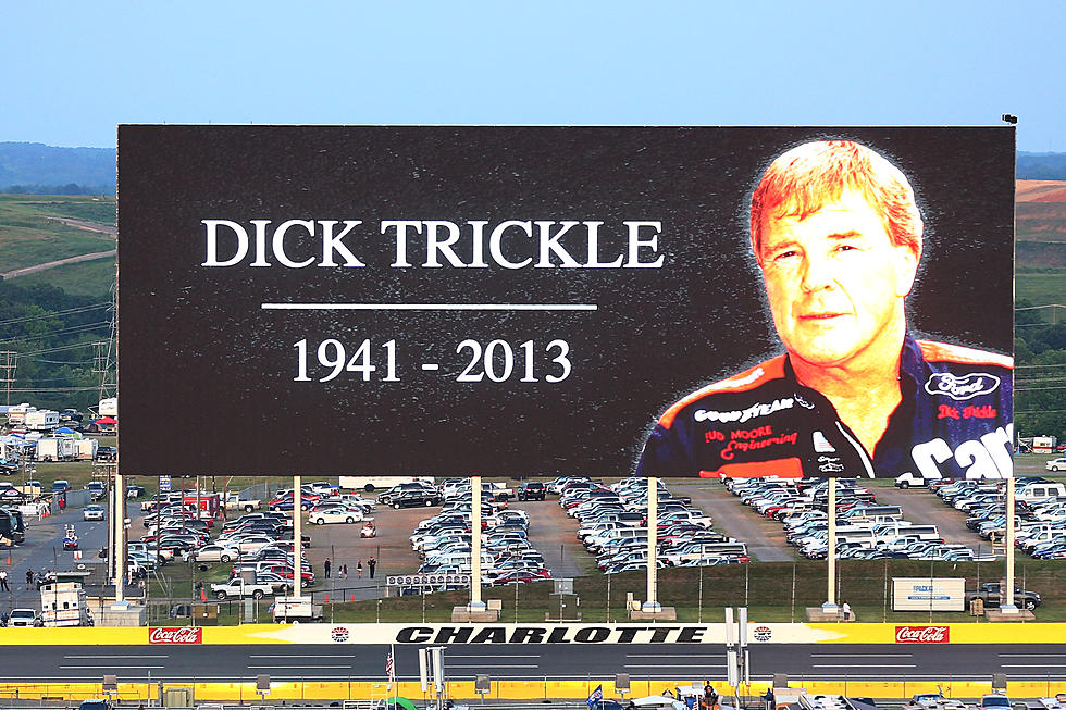 NASCAR Legend Dick Trickle Honored with Memorial