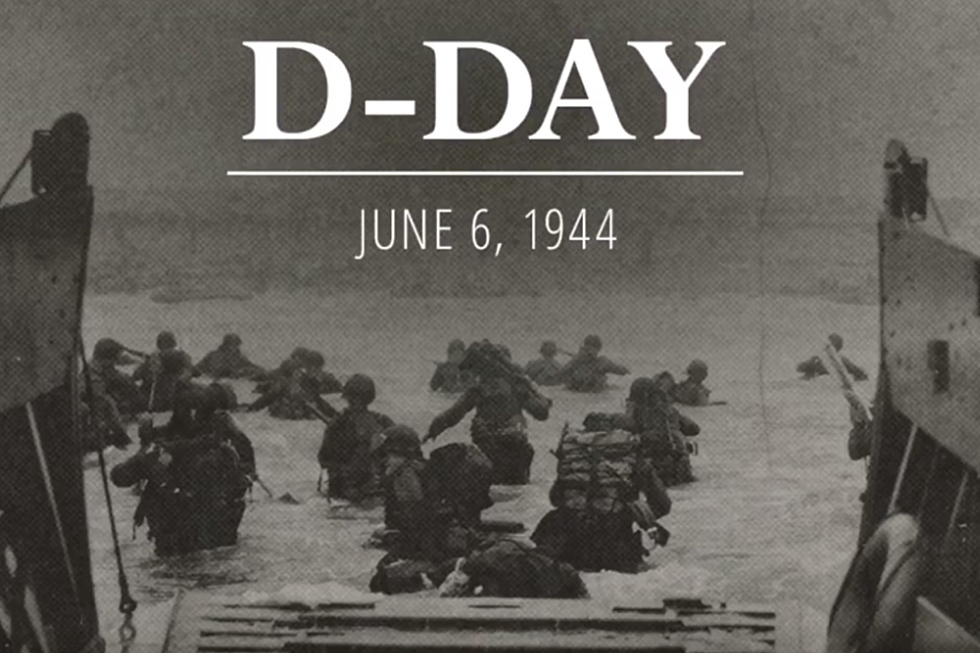 D-Day the Day the World Was Saved