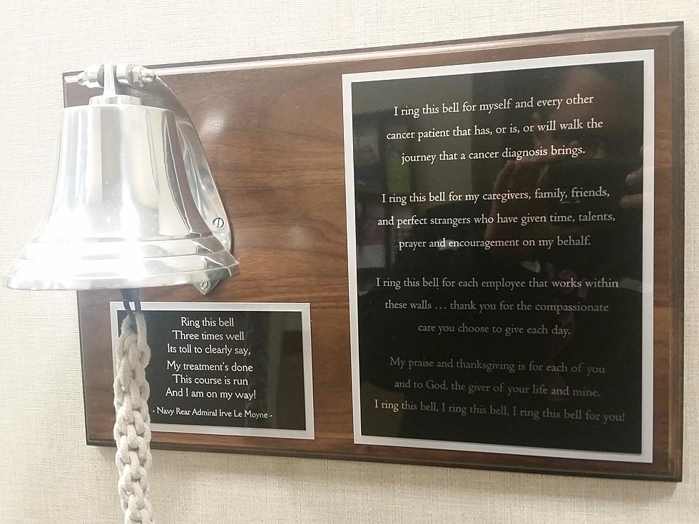 The Story Behind The Story of the Cancer Bell