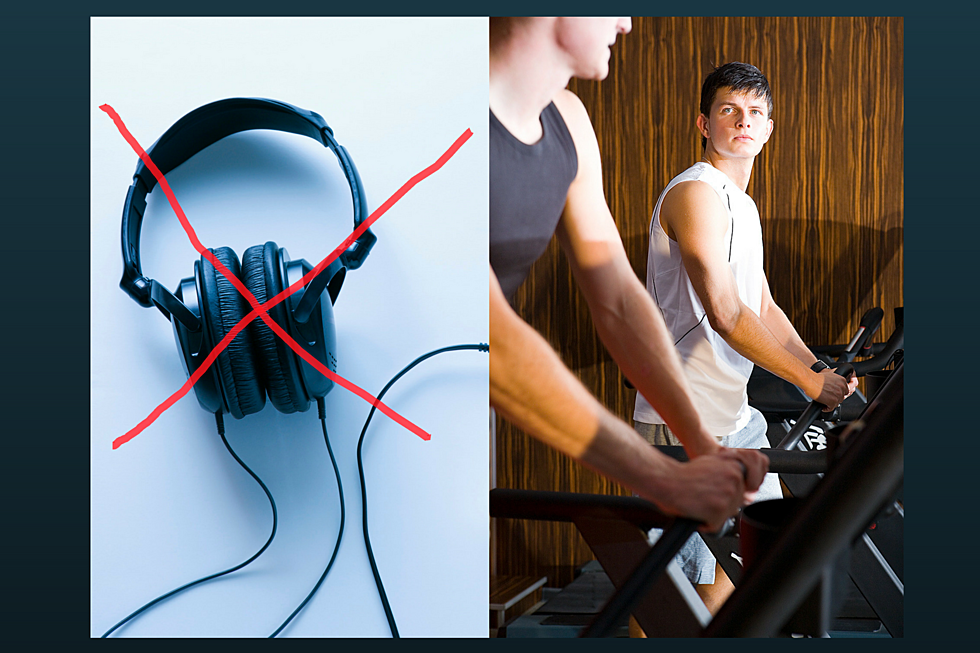 Dear Person Not Wearing Headphones At The Gym