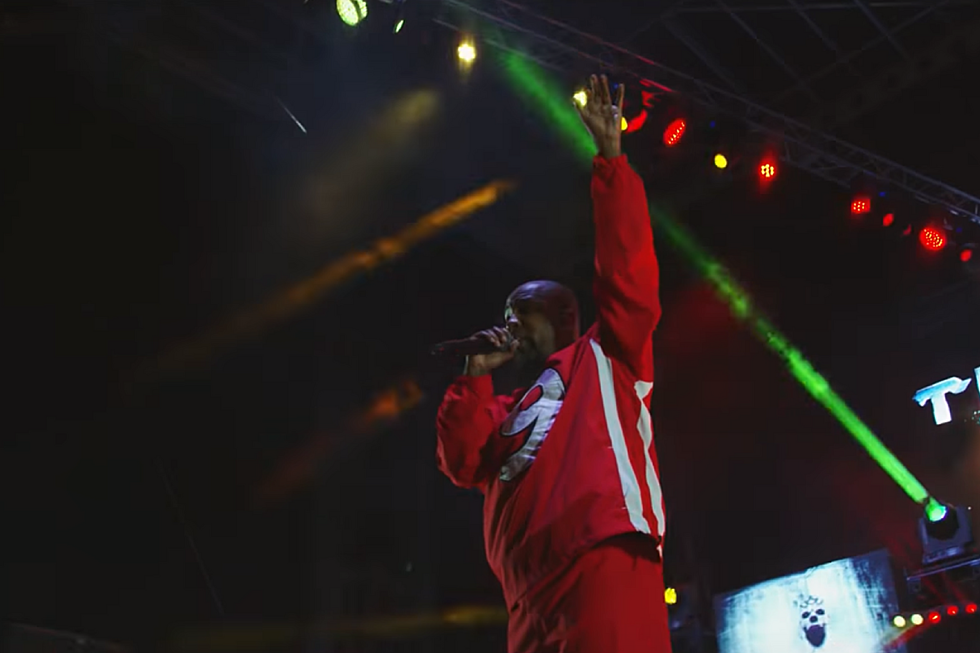 Tech N9ne is Alive, Still Playing The District