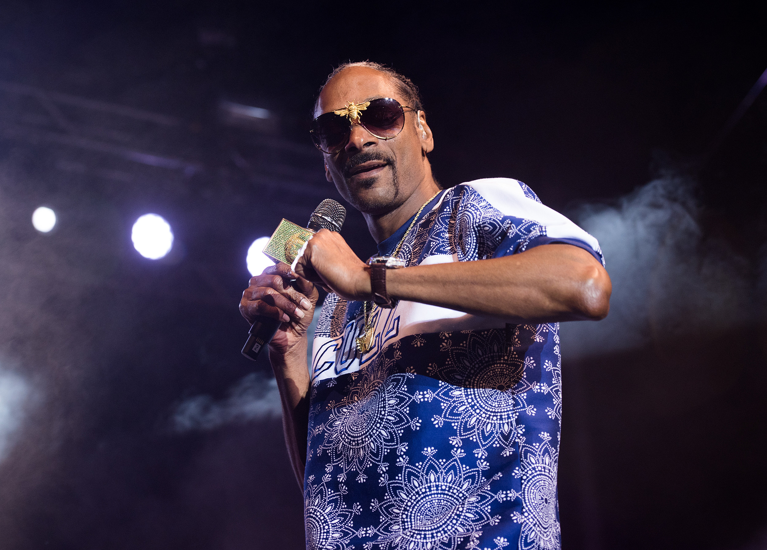 Snoop Dogg To Perform At Sturgis Motorcycle Rally