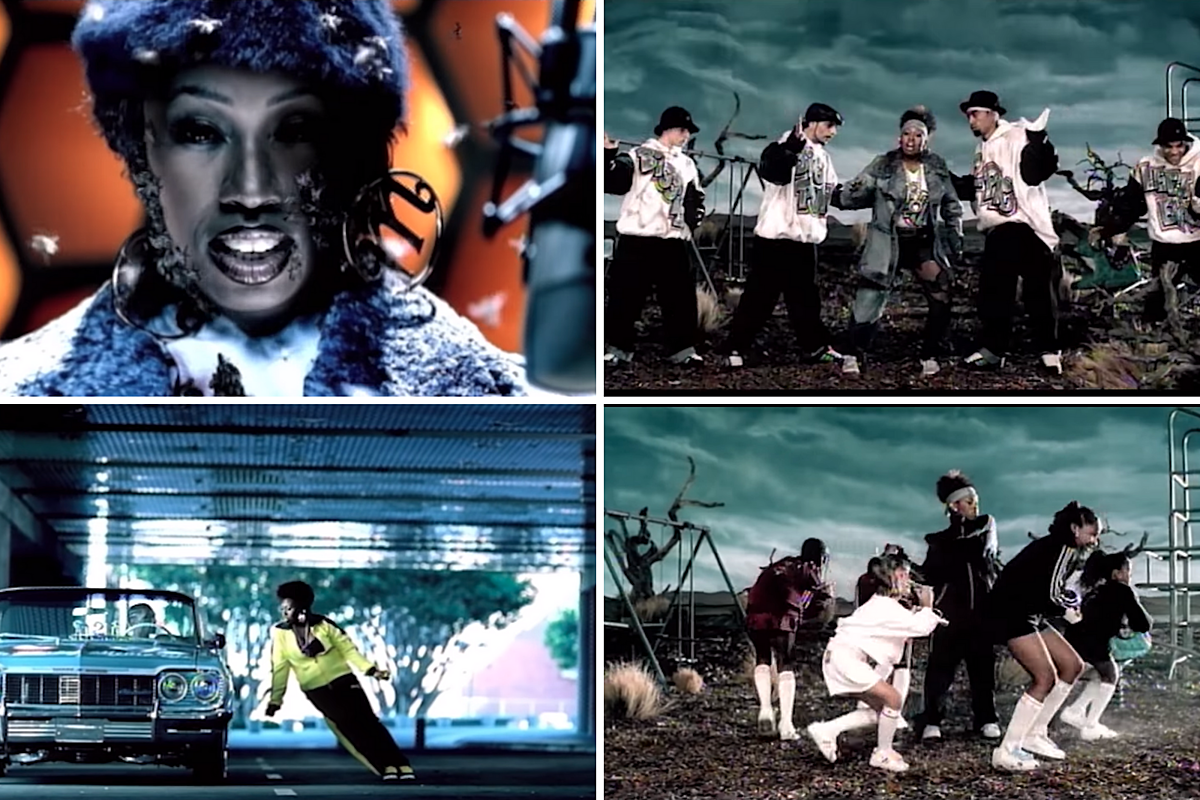 Throwback Thursday Work It By Missy Elliott 2002