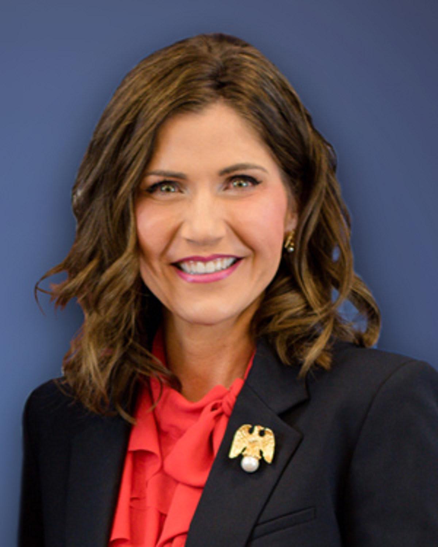 Emergency Declaration Signed by Governor Kristi Noem