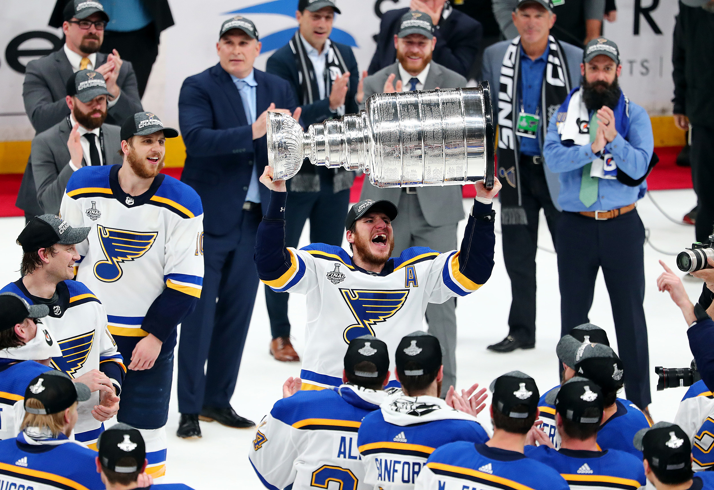 St Louis Blues Lock Down Games To Win Stanley Cup