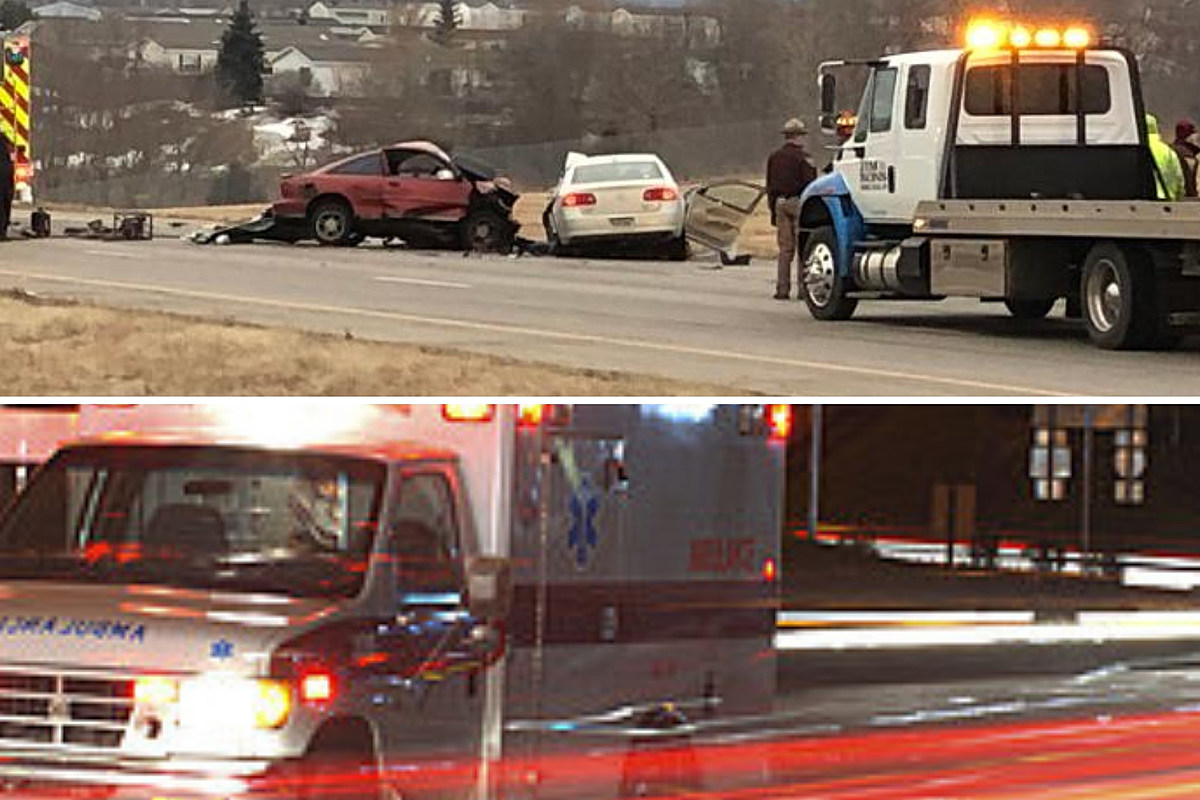 Car Accident on I-229 in Sioux Falls Kills One