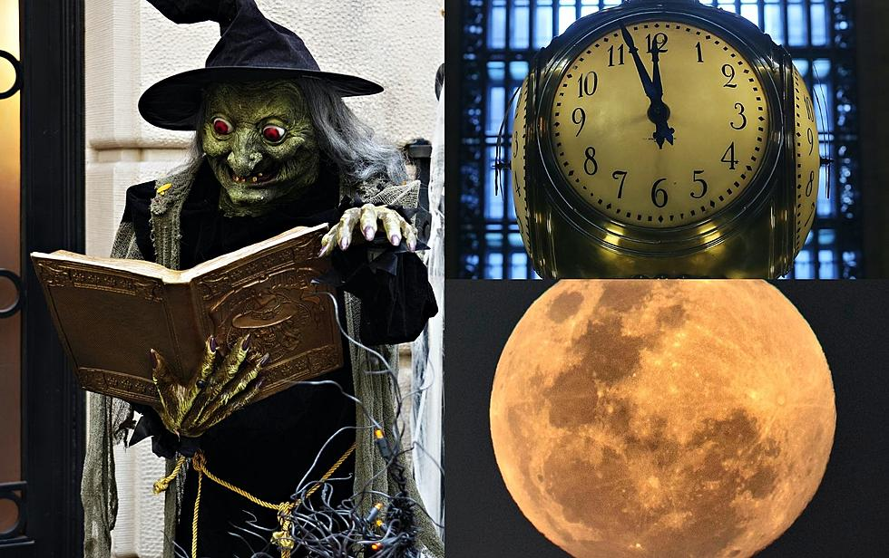 Watch Full Halloween 2020 Watch Out Halloween, Full Moon, & Time Change This Weekend!