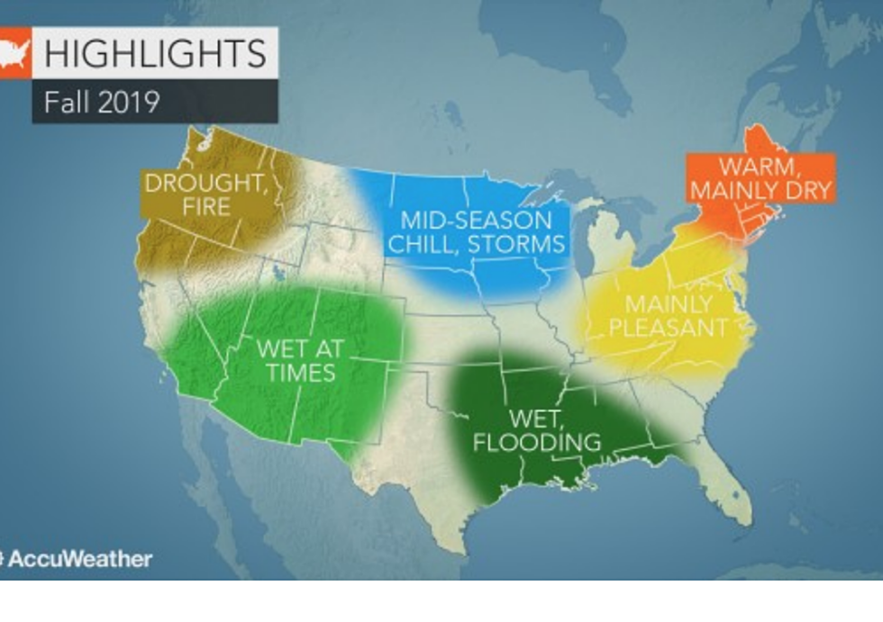 Winter 2020 Forecast.New Winter Forecast Says Brace Yourselves For A Doozy
