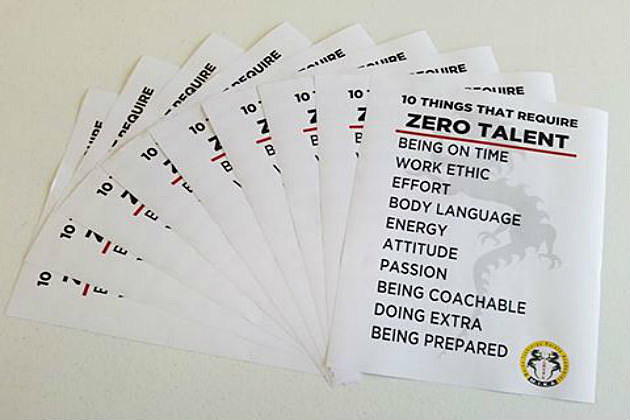 image regarding 10 Things That Require Zero Talent Printable called 10 Aspects That Have to have ZERO Ability