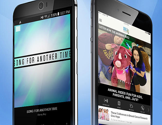 Introducing: The B98 5 Mobile App - B98 5