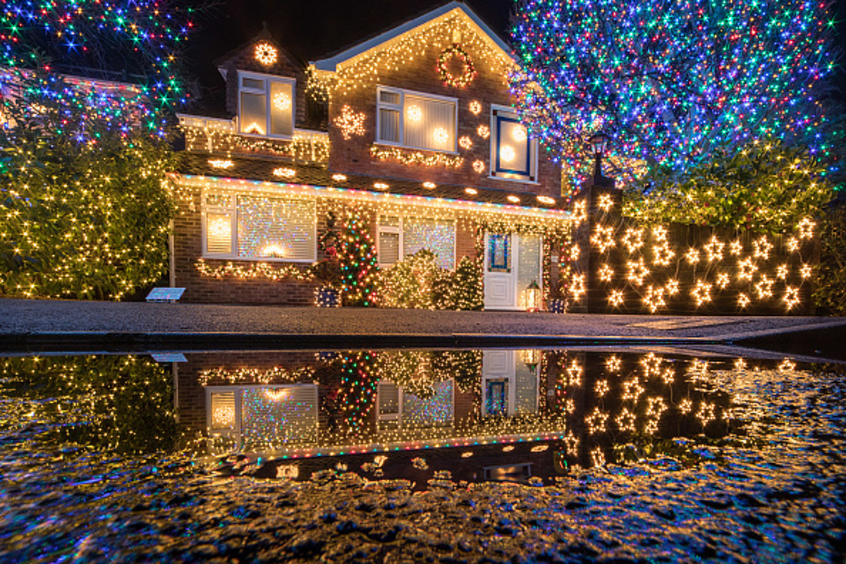 Christmas Lights Lewiston, Me 2020 Best Holiday Light Displays In Maine 2019
