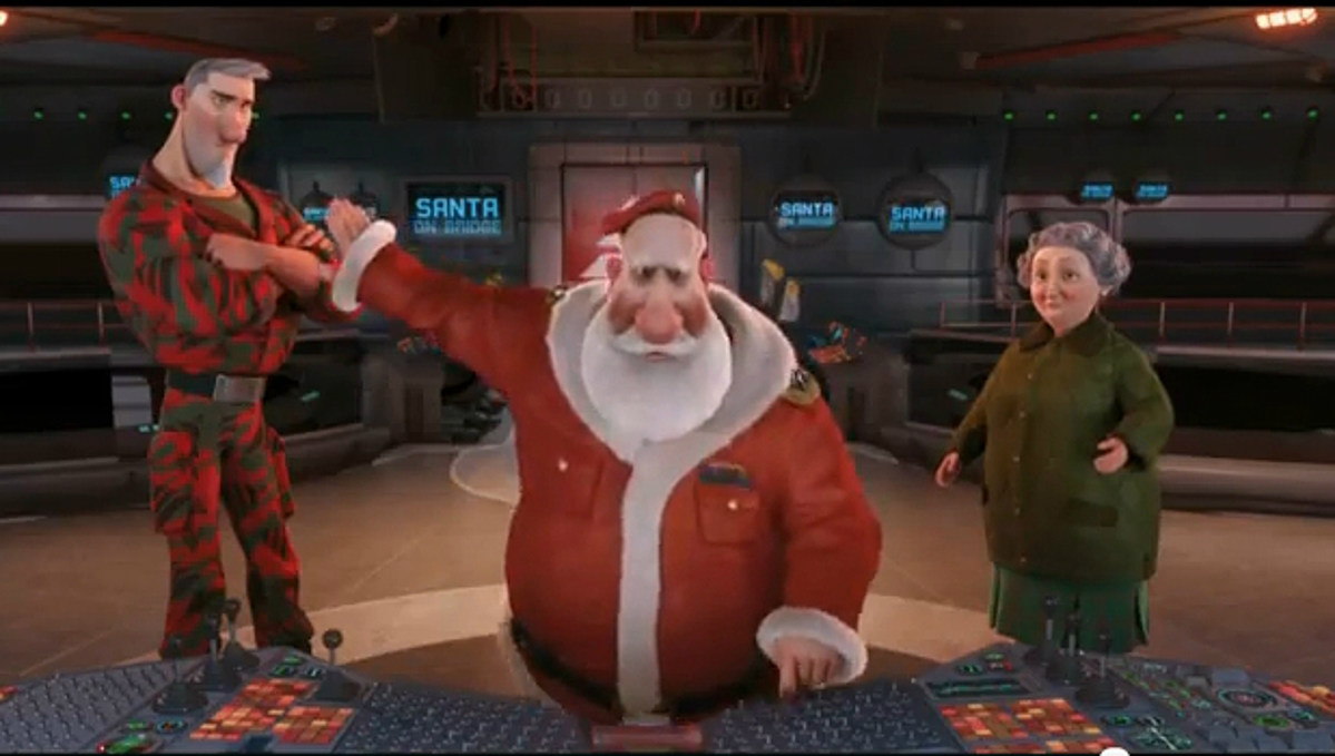 Arthur Christmas Will Slide Down The Chimney And Into Theaters Wednesday Win Passes On Tri 102 5 Video