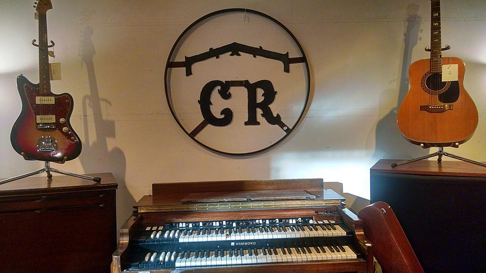 Great Music Memorabilia from Colorado's 'Caribou Ranch' up