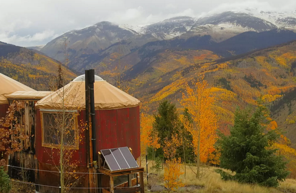 Best Colorado Yurts to Rent
