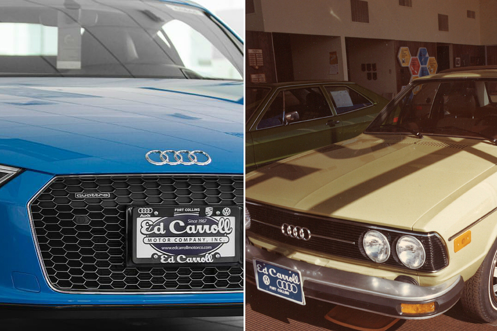Ed Carroll Audi >> Ed Carroll Motor Company Celebrates 50 Years In Fort Collins