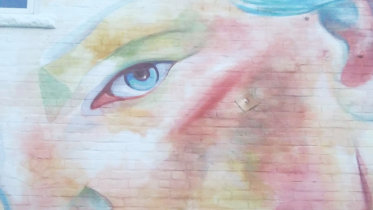Downtown Loveland S Latest Mural