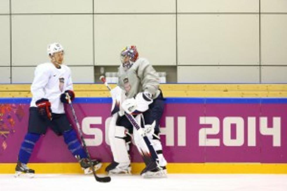 Team Usa Hockey Goalie Has Umaine Ties