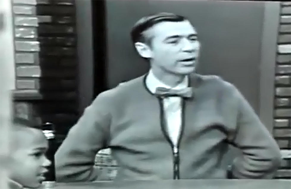 Mr Rogers Flipping The Bird It Happened But Was Innocent Video
