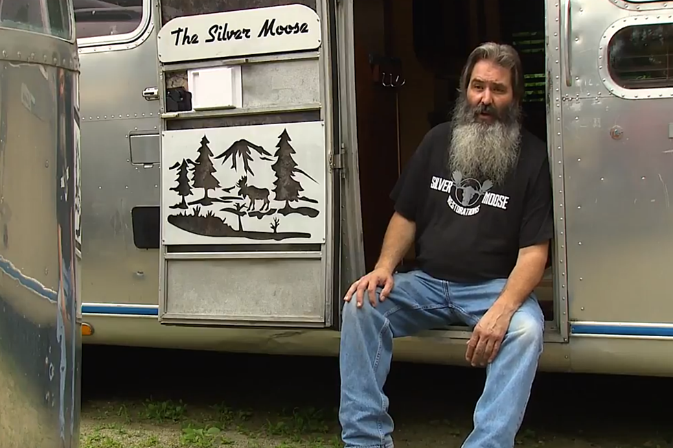 Monmouth Man Is A Master At Restoring Classic Campers!