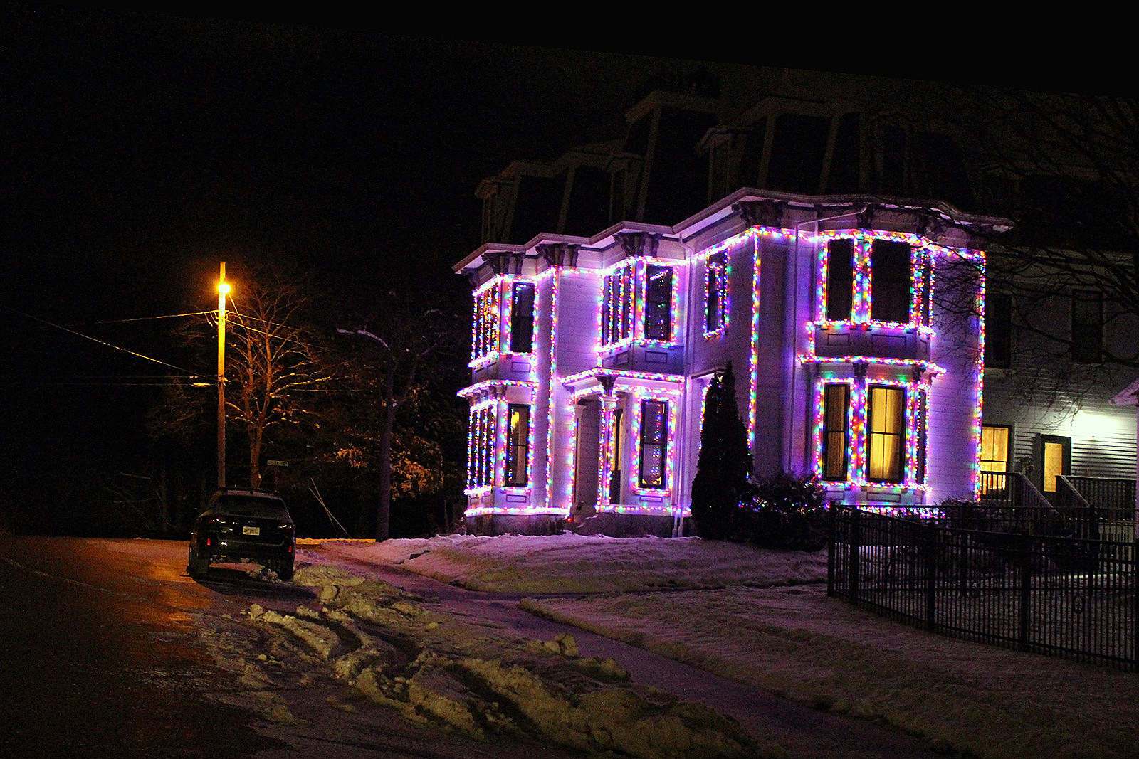 official photos 204f7 fc673 Best Places To See Christmas Light Displays Near Bangor
