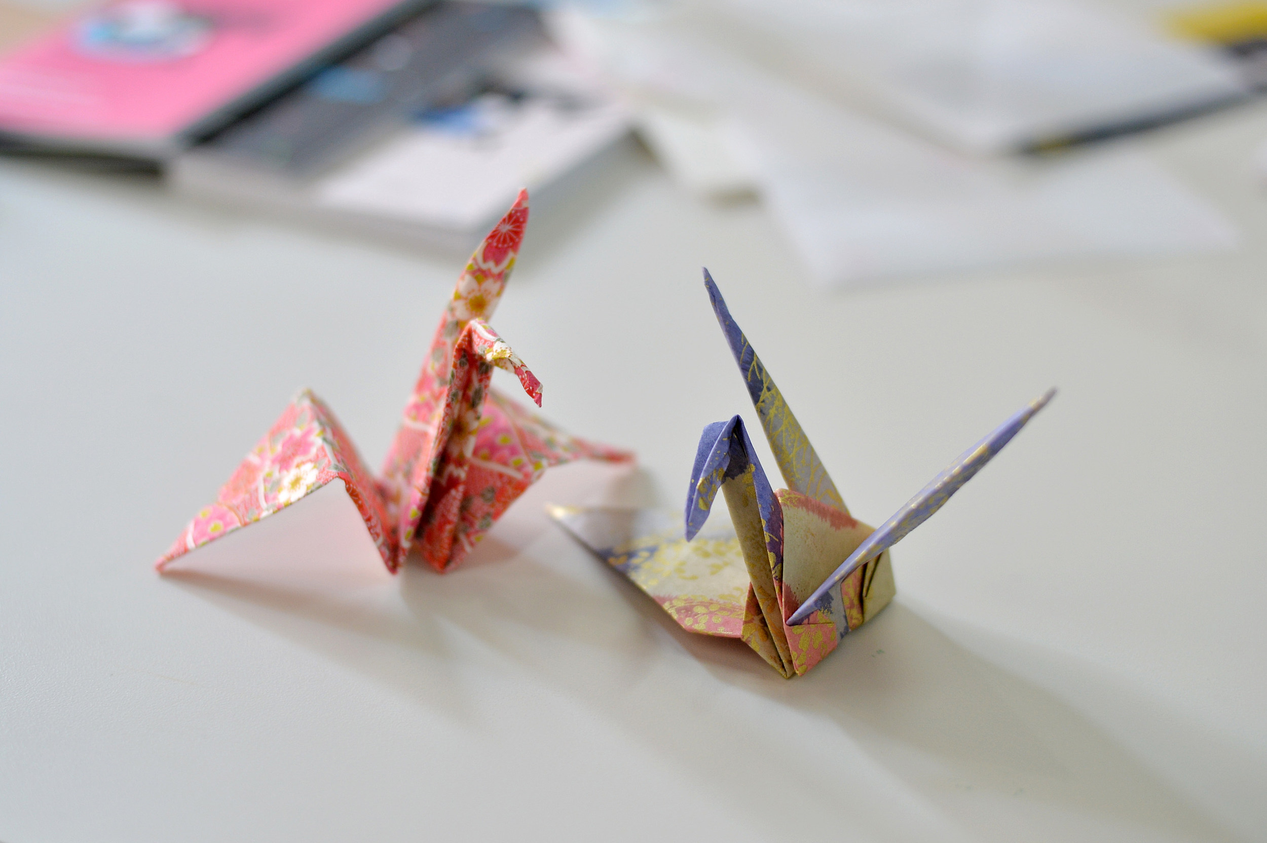 How to Fold an Origami Crane : 5 Steps - Instructables | 1664x2500