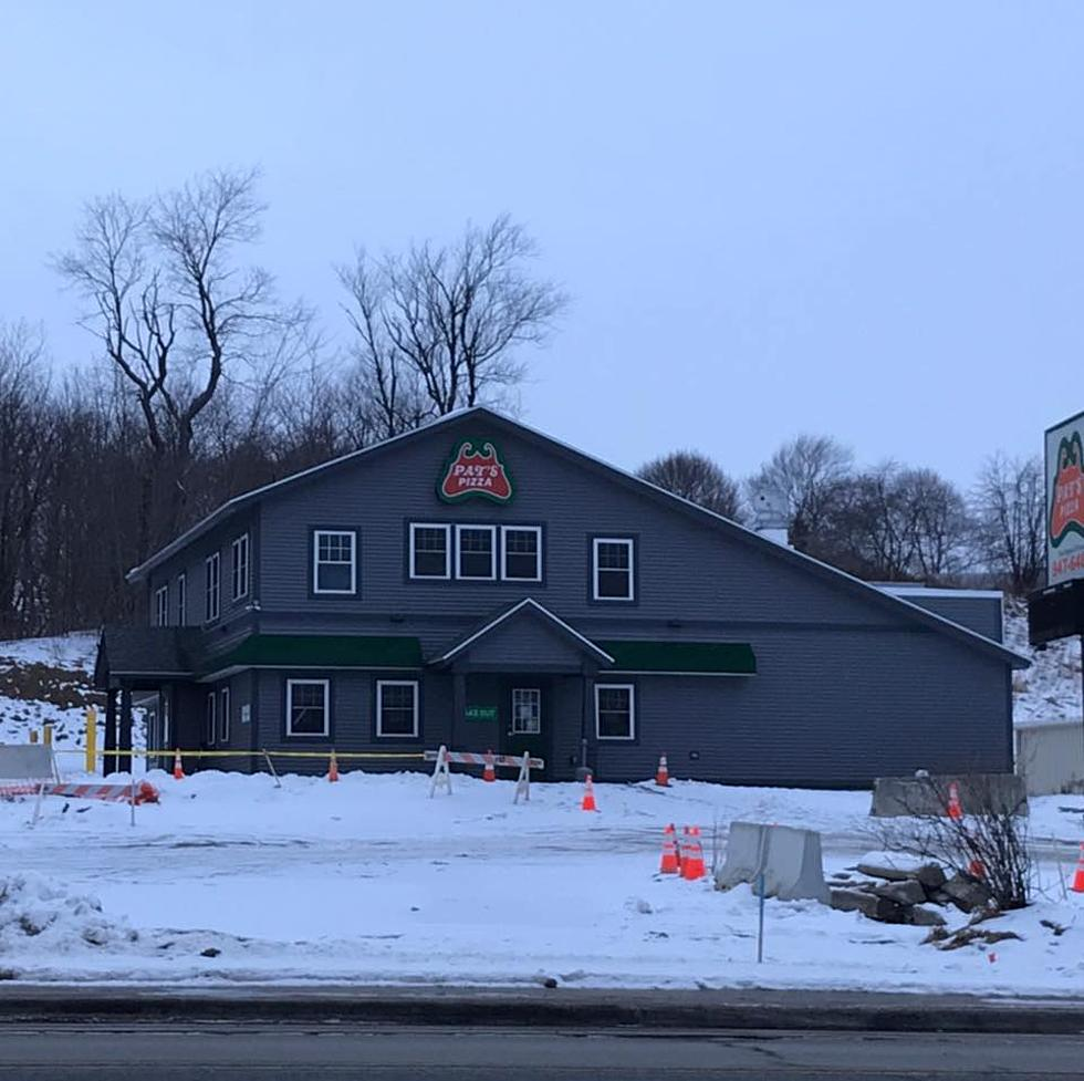 Pats Pizza In Hampden Gets Some New Digs