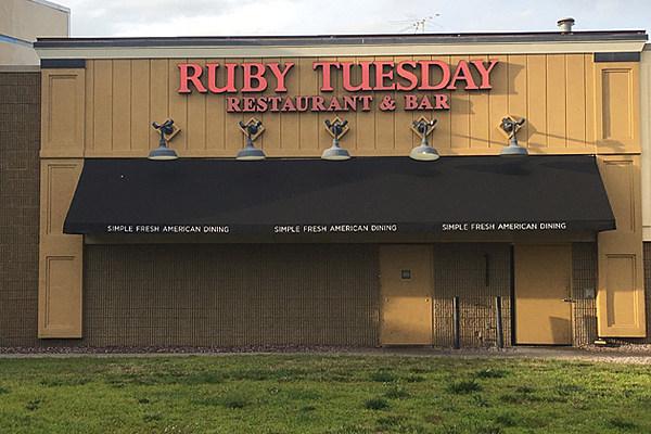 Ruby Tuesday Closes Bangor Mall Restaurant