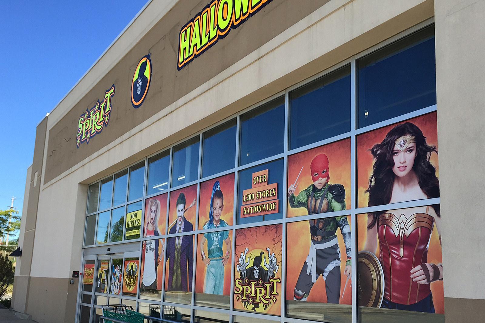 Spirit Halloween Opens In New Location Near Bangor Mall
