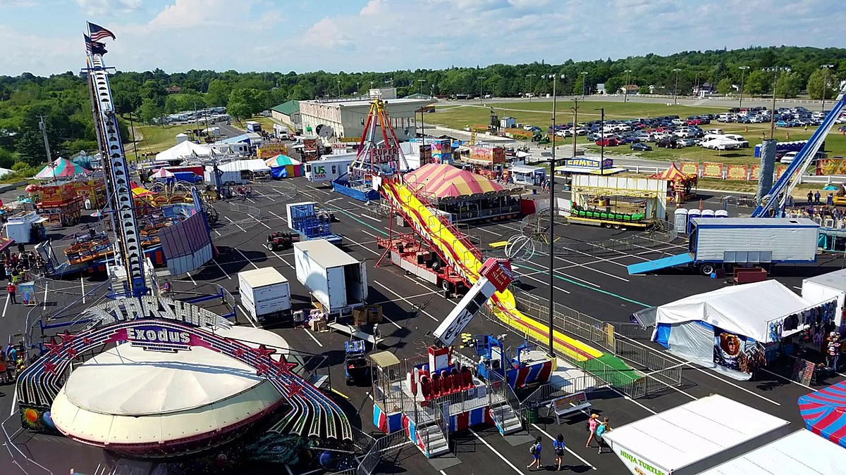 The 2019 Maine State Fair Schedule Is Here