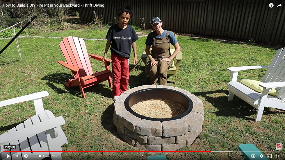 6 Things Mainers Know To Build And Enjoy A Backyard Fire Pit