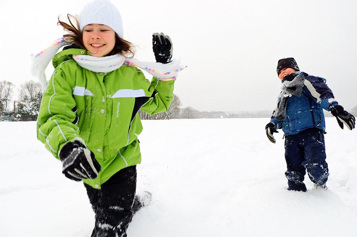Virtual Winter Camp Brings Fun to Maine Kids