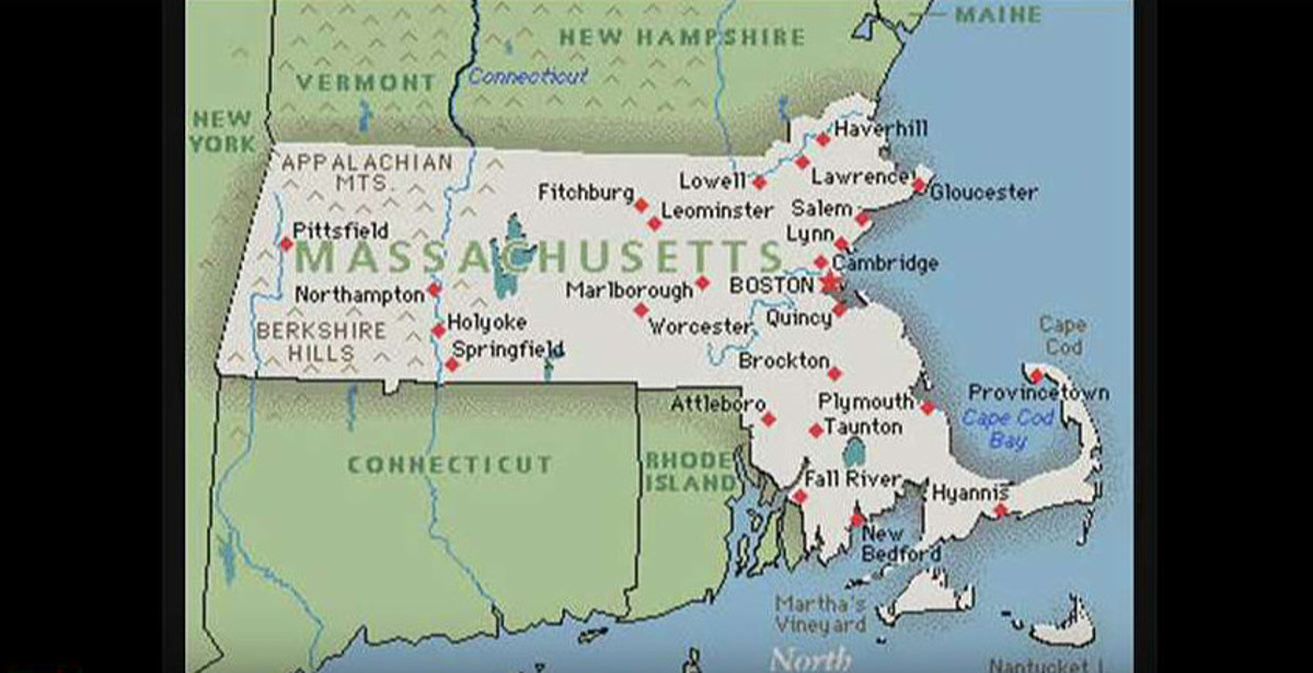 How To Properly Say Massachusetts Town Names Video