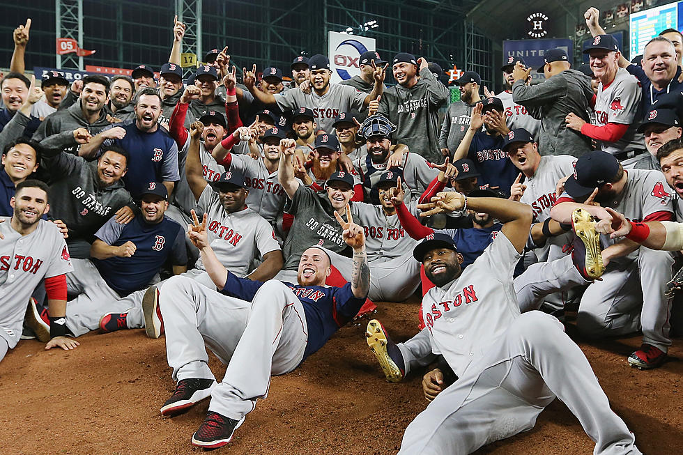 The Boston Red Sox – American League Champions! b653f109a