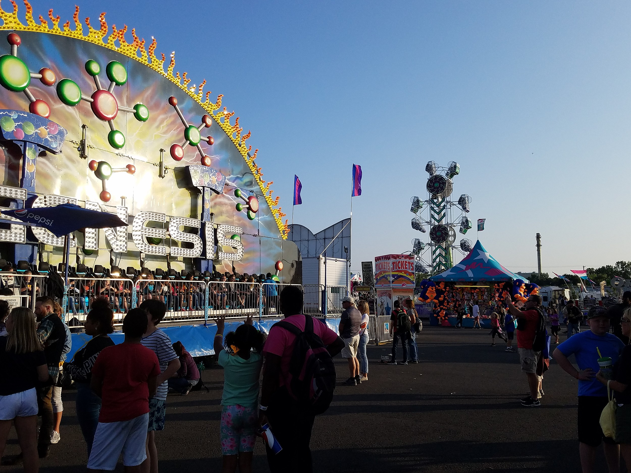 It's Broome County Fair Week