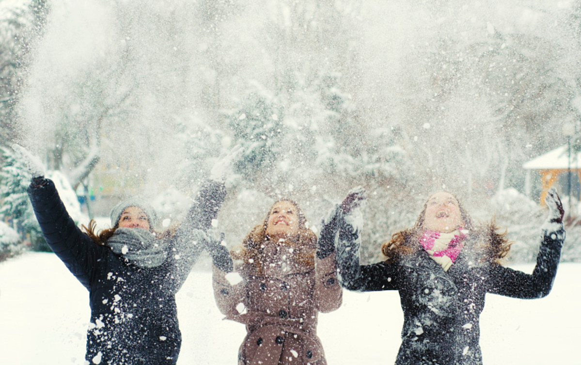 Binghamton Has The Most Snow In The Eastern U.S., And It's Not Even Close
