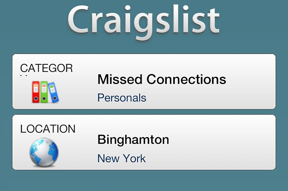 86% of Posts on Craigslist's Missed Connections are From Men