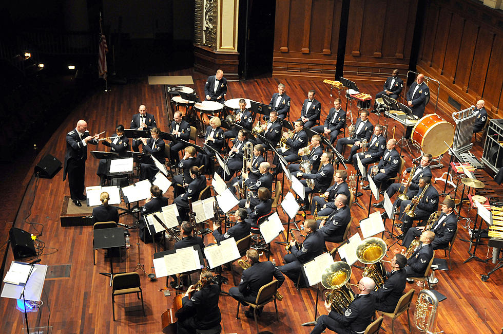 United States Air Force Band to Perform Free Concert at Forum