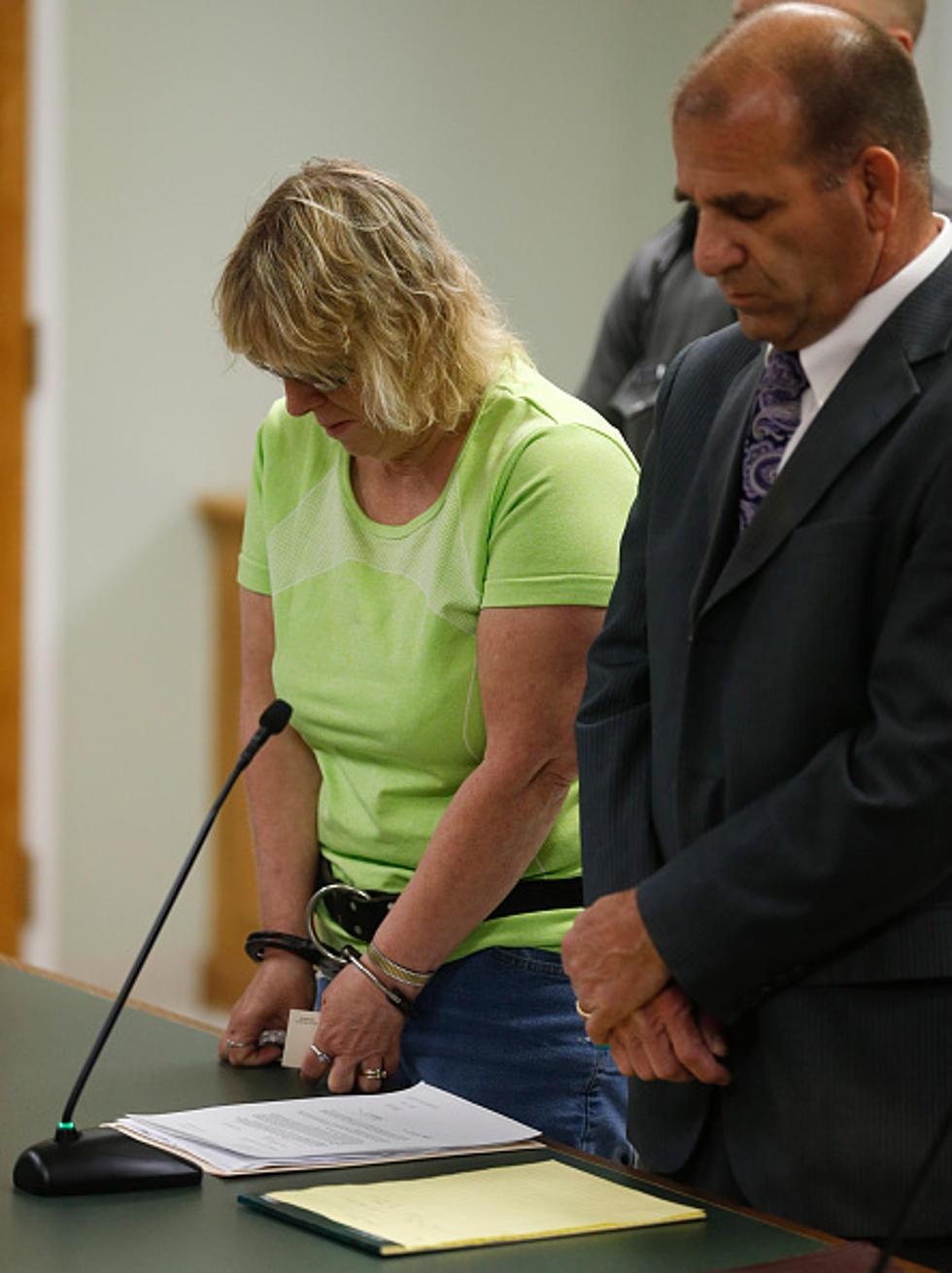 Joyce Mitchell Sentenced